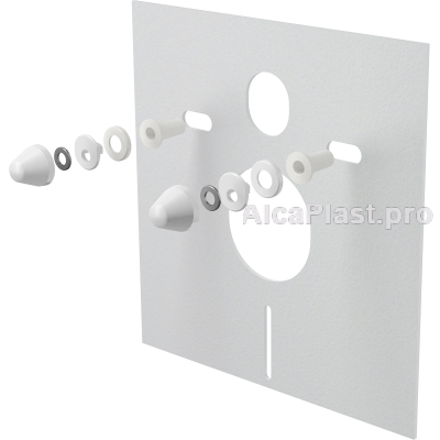 Звукоізоляційна плита з приладдям AlcaPlast M930