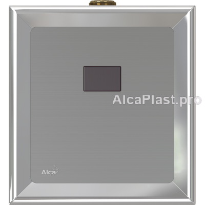Автоматичне змивний пристрій AlcaPlast ASP3 для унітазу 6V (на батарейках)