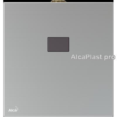 Автоматичний пристрій змиву AlcaPlast ASP4-K для пісуара 12V (працює від мережі) метал